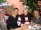 Ehrenamtliche: Inge Geldner, Renate Ehrich, Helga Huhn, Gisela Moog
