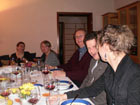 "Progressives Abendessen der ""Freitagsgruppe"" - 31. Oktober 2009"