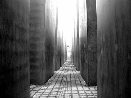 'Holocaust Berlin Denkmal', Ronny Siegel, 2010