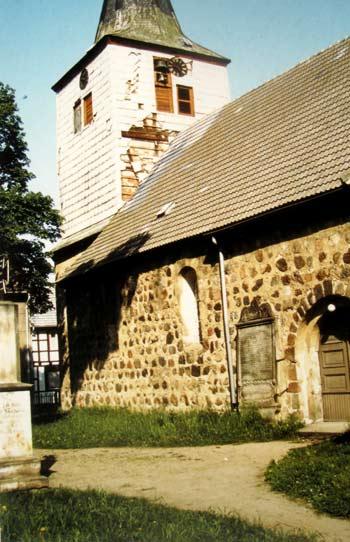 'Kirche in Apenburg', 1985
