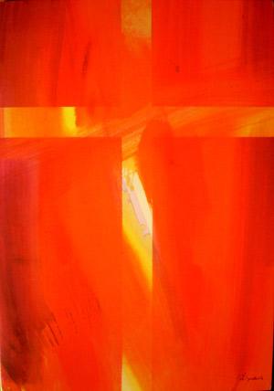 Christus tritt für uns ein, Eberhard Münch