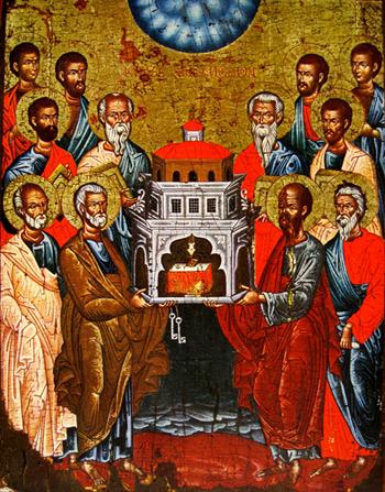 Die 12 Jünger Jesu
