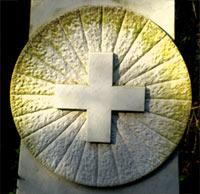 Kreuz und Sonne,,