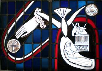 'Empfangen durch den Heiligen Geist, geboren von der Jungfrau Maria'