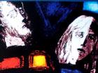 """'Gefangene des Gewissens' - Oster-Andacht mit Bildern aus dem Fenster """"Prisoners of Conscience Window"""" von M. Gabriel Loire, 1980"""