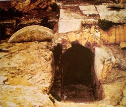 Grabstätte in Jerusalem