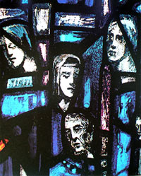 Gefangene des Gewissens, Salisbury Cathedral