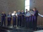 '3-Kings-Singers. Gospel und mehr' im Tauferinnerungsdienst am 08. Mai 2011 in der Bergkirche