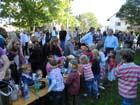 Familiengottesdienst zum Erntedankfest in der Bergkirche am 02. Oktober 11