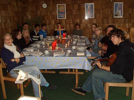 Mitarbeiterteamtreffen im Haus Heliand 2005, Oberstedten