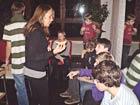 Jugendgottesdienst am 20. November 2008 - Hinterher im Vorraum