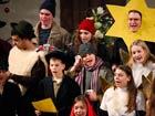 """""""Es begab sich aber zu der Zeit"""" - Jugendgottesdienst mit Krippenspiel am 20. Dezember 09"""