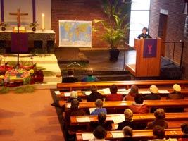 Die Predigerin