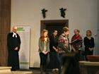 """Gottesdienst zur Eröffnung der Ausstellung """"Getauft, ausgestoßen, vergessen?"""""""