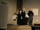 """Gottesdienst zur Eröffnung der Gedenkausstellung """"Getauft, ausgestoßen, vergessen?"""""""