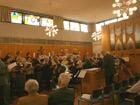 Kantatengottesdienst zum Reformationfest am 31. Oktober um 10 Uhr im Kirchsaal Süd