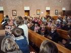 Gemeinsamer Gottesdienst Berg-/Main-/Süd-Kitas am 24. März 2010 in der Bergkirche