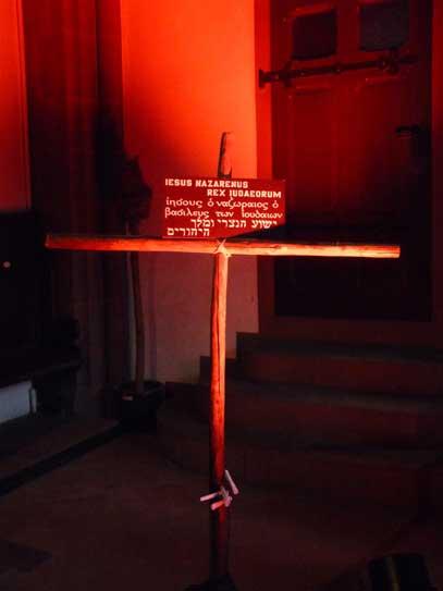 Karfreitag - Kreuzwegsttaionen in der Dreikönigskirche