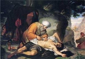 La parabola del Buon Samaritano Messina Chiesa della Medaglia Miracolosa Casa di Ospitalità Collereale