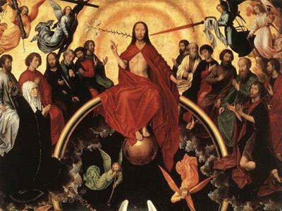'Last Judgement Triptych', c.1440-1494, Hans Memling