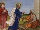 12. Sonntag nach Trinitatis – Mehr geben und mehr bekommen als erbeten Apostelgeschichte 3, 1-10 am 26.8.2012
