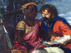 Predigt 6. Sonntag nach Trinitatis - Apg 8, 26-39 Machtmensch trifft Gottesmann am 15.7.2012