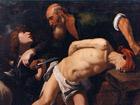 """Predigt: 1. Mose 22, 1-13  """"Gegen Gott an Gott glauben"""" am 10. April 11 in der Bergkirche und im Kirchesaal Süd"""