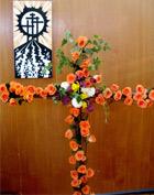 Predigt zum Ostermontag: Lukas 24, 36 – 48  Die österliche Bibelstunde des Auferstandenen am 25. April 2011 im Kirchsaal Süd