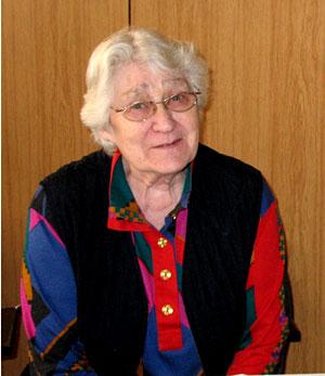 Gislinde Werb, Redaktion Gemeindeblick
