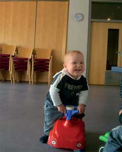 Bergracker - Neue Mutter-Kind-Spielgruppe
