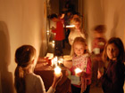 """Kinderbibeltag """"In den Katakomben von Rom"""" am 19. Februar 2011 im Gemeindehaus Süd"""