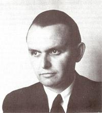 Paulus North, Pfarrer an Dreikönig 1953 bis 1974