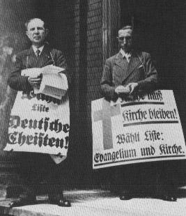 'Kirchenratsratswahlen 1933 - Deutsche Christen Bekennende Kirche', 2004, GregorHelms
