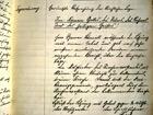 Protokollblatt der KV-Sitzung vom 1. Nov. 1934 - Der Text', 2011, PSch