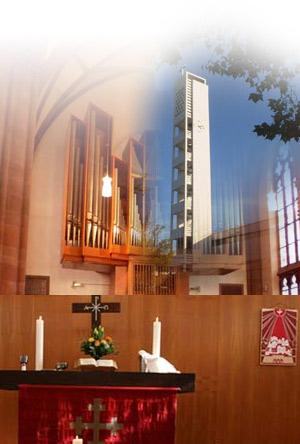 Die Kirchen der Dreikönigsgemeinde