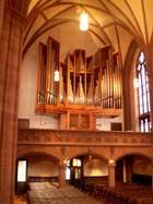Orgel der Dreikönigskirche
