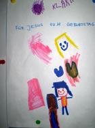 Kinderecke in der Dreikönigskirche