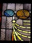 'Stern von Bethlehem', Oberes Südfenster