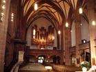 Blick vom Altarraum