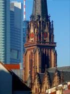 Außenansicht der Dreikönigskirche
