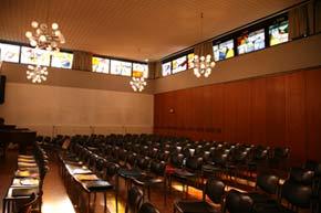 Kirchsaal Süd
