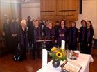 3-Kings-Singers. Gospel und mehr. am 10. Oktober 2008 im 'Gottesdienst anders' im Kirchsaal Süd