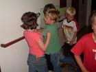 Vorschulkinder der Bergkita in Bodenrod - Juni 2010