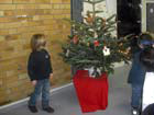 Weihnachtsfeier der Bergkita