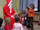 07. Dezember 2010 - Nikolausbesuch in der Südkita