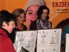 Zertifizierungsfeier am 12. November 2009 im Kirchsaal Süd