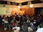 Zertifizierungsfeier im Kirchsaal