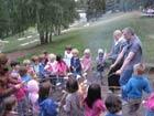 Gemeinsame Freizeit der Berg- und Südkitas in Dorfweil, 25. bis 27. Mai 2011