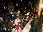 11. November 2009 - Martinsabend der Südkita