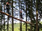 "Teamfortbildung der Südkita im ""Forest Jump"""